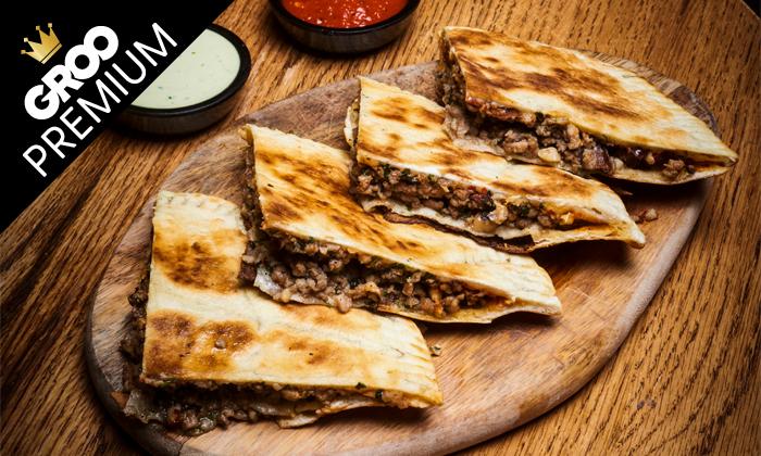 6 מסעדת לחם בשר הכשרה למהדרין במרינה הרצליה - ארוחת פרימיום זוגית