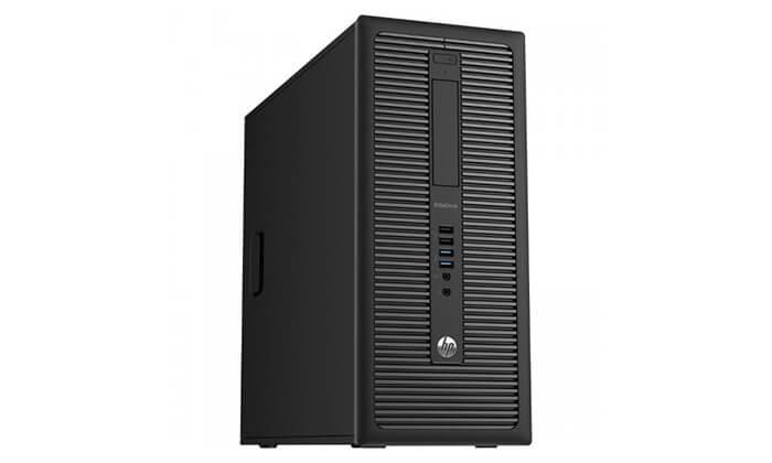 4 מחשב גייימינג נייח HP עם כרטיס מסך GeForce