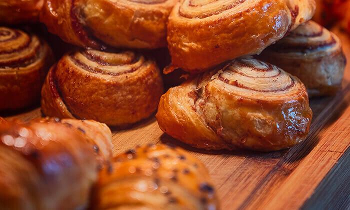 7 ארוחות בוקר בופה במלון הבוטיק וילה אירופה, טבריה