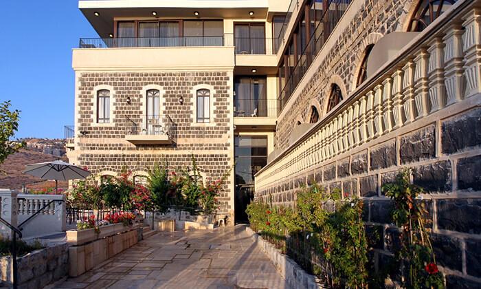 9 חבילות ספא במלון אירופה, טבריה