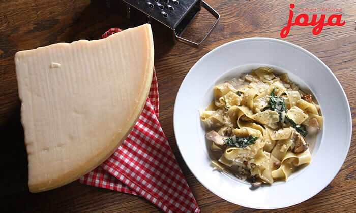 8 ארוחה זוגית במסעדת ג'ויה האיטלקית, סניף סינמטק תל אביב