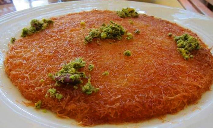 9 ארוחה זוגית במסעדת לארין, עין מאהל