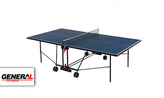 2 שולחן טניס חוץ GENERAL FITNESS
