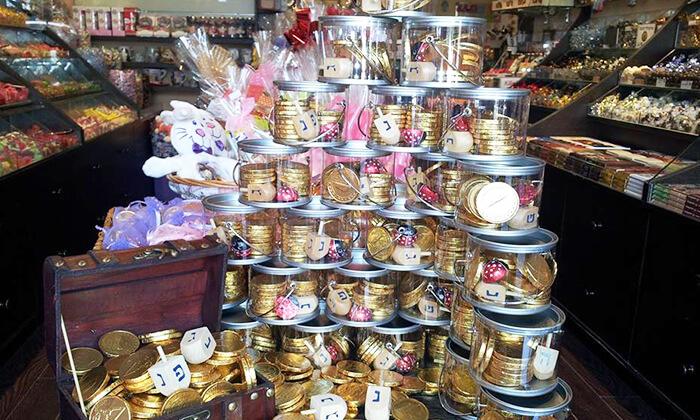 6 מארזי שוקולד של רשת צ'וקולטה, חורב חיפה