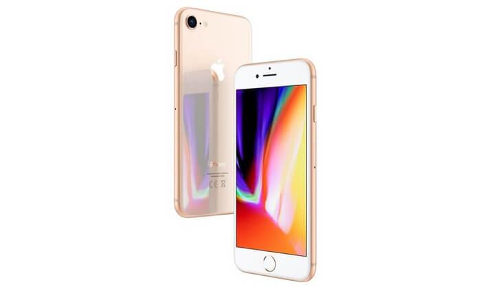 3 אייפון 8 256GB
