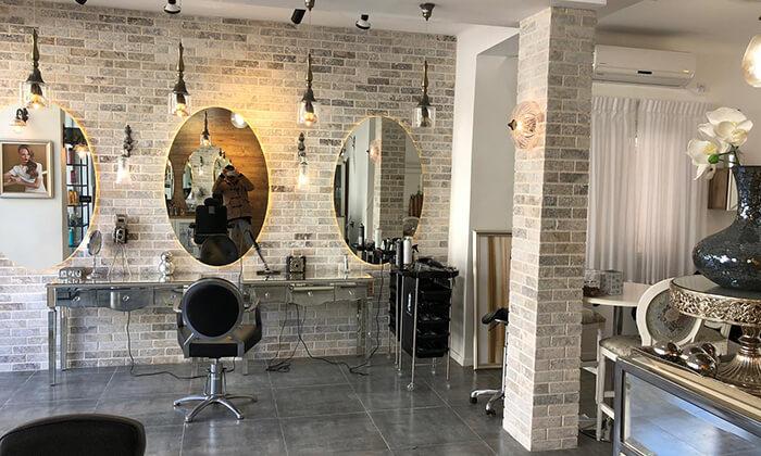 4 איפור ועיצוב שיער לאירוע בסטודיוברק בן חיון, פרישמן תל אביב