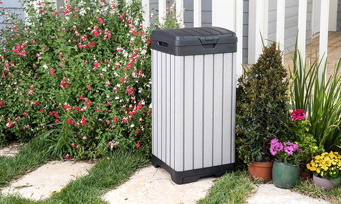 5 כתר: פח לגינה ולמרפסת