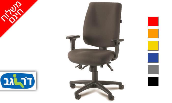 """2 ד""""ר גב: כסא אורתופדי STAR - משלוח חינם!"""