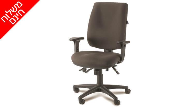 """3 ד""""ר גב: כסא אורתופדי STAR - משלוח חינם!"""