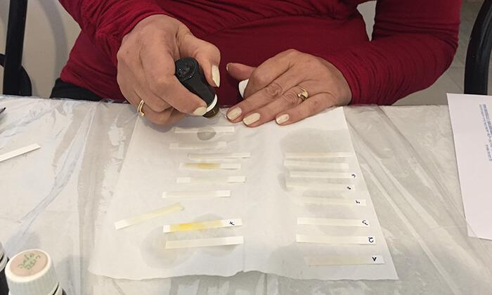 4 סדנת ארומתרפיה עם הנטורופתית סיגל סיירס
