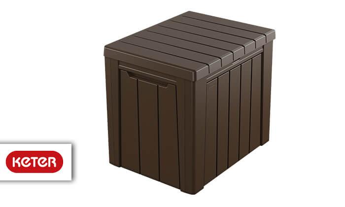 2 כתר: ארגז אחסון Urban Box