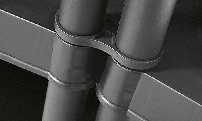 5 כתר: כוננית 5 מדפים דגם 13 אינץ' פלוס