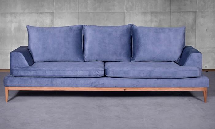 3 ספה תלת מושבית Vitorio Divani