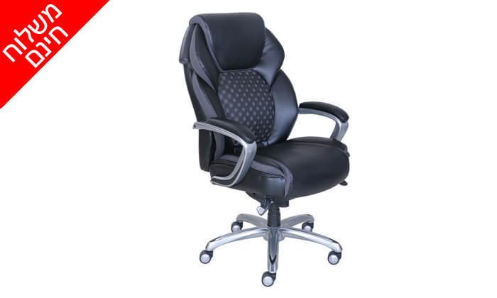 3 כיסא מנהלים אורתופדי LA-Z-BOY - משלוח חינם!