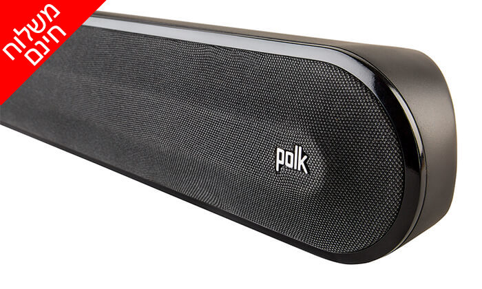 4 מקרן קול פולק אודיו Polk Audio - משלוח חינם!