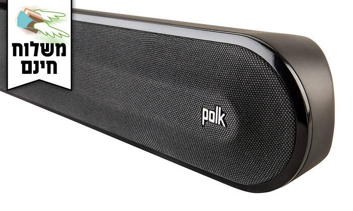 4 מקרן קול פולק אודיו Polk Audio - משלוח חינם!