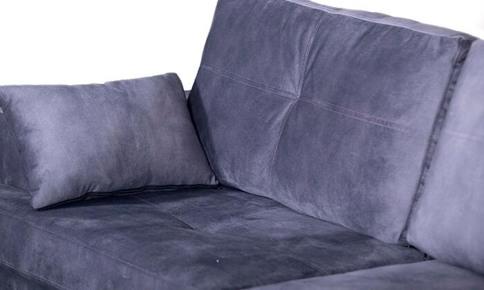 5 ספה תלת מושבית עם שזלונג Vitorio Divani