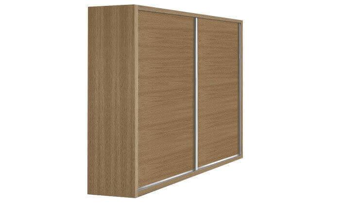 2 ארון הזזה 2 דלתות House Design - תוצרת כחול לבן