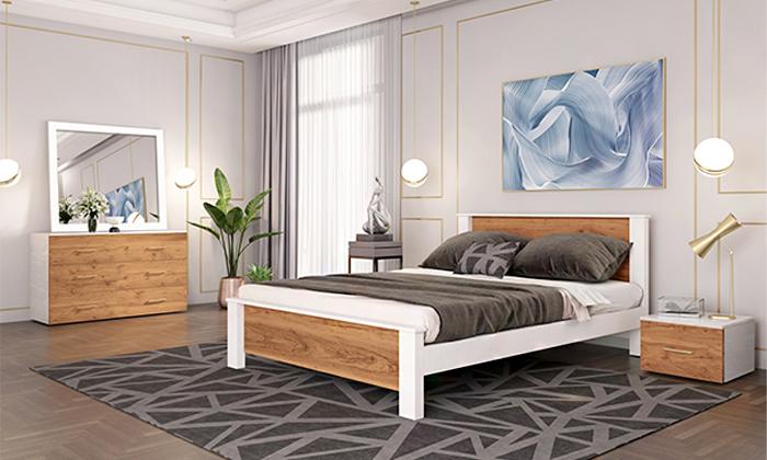 2 חדר שינה זוגי House Design