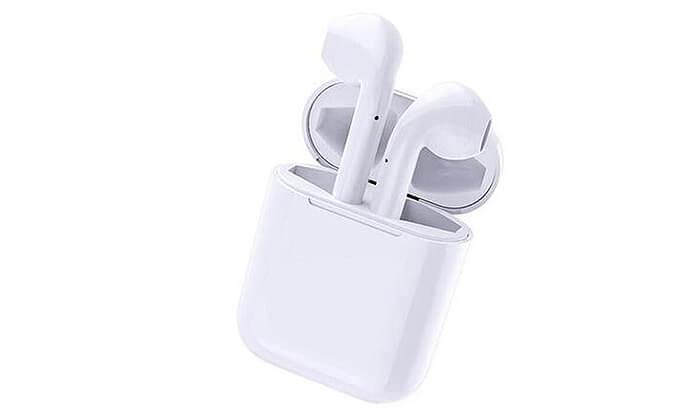 2 אוזניות בלוטוס אלחוטיות TWS