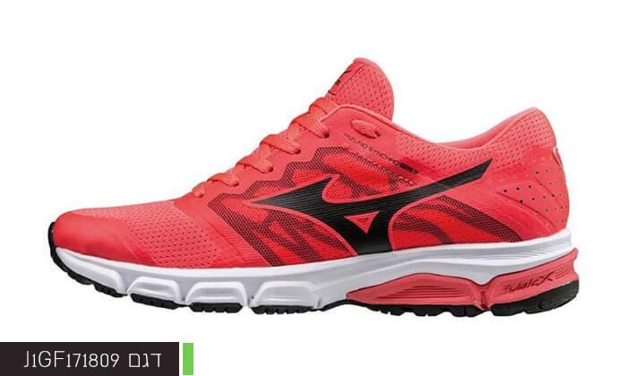 3 נעלי ריצה לנשים MIZUNO