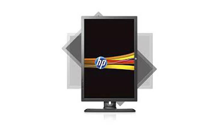 3 מסך מחשב 24 אינץ' HP