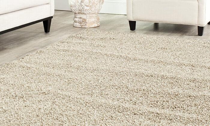 2 שטיח לסלון קטן דגם שאגי