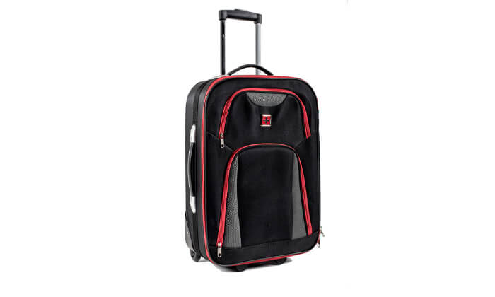 3 מזוודות SWISS