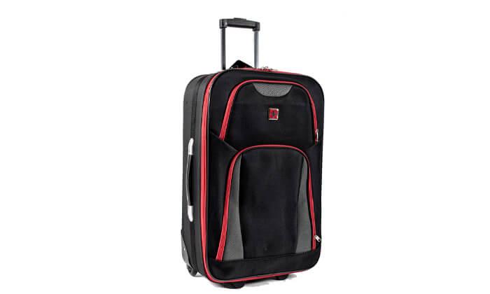5 מזוודות SWISS