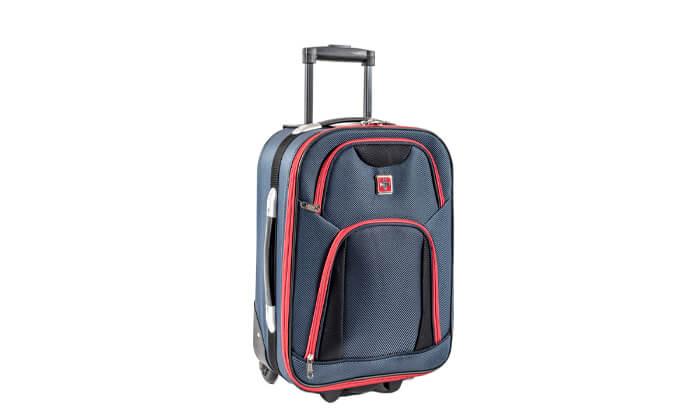 7 מזוודות SWISS