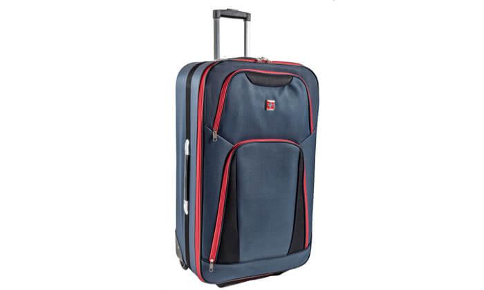 8 מזוודות SWISS