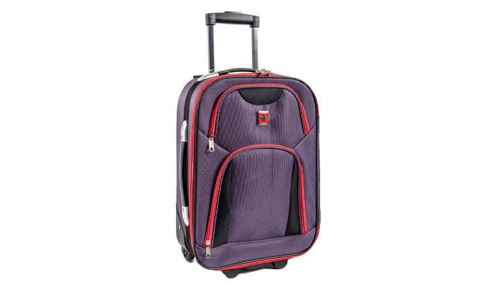 10 מזוודות SWISS