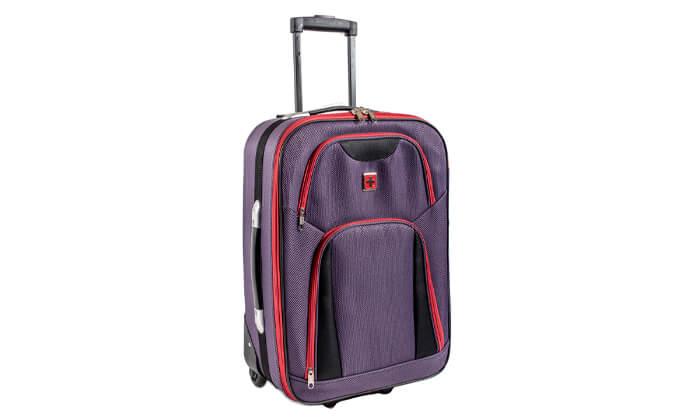 11 מזוודות SWISS