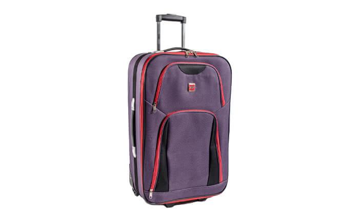 12 מזוודות SWISS