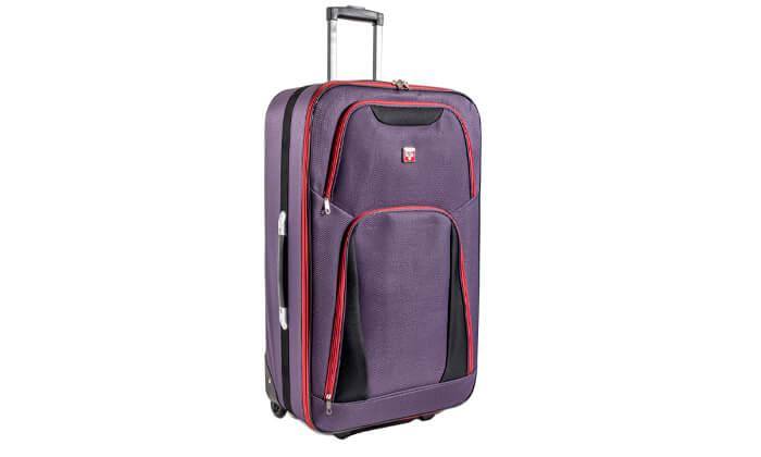 13 מזוודות SWISS