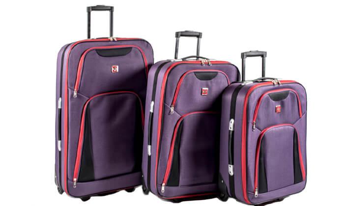 14 מזוודות SWISS