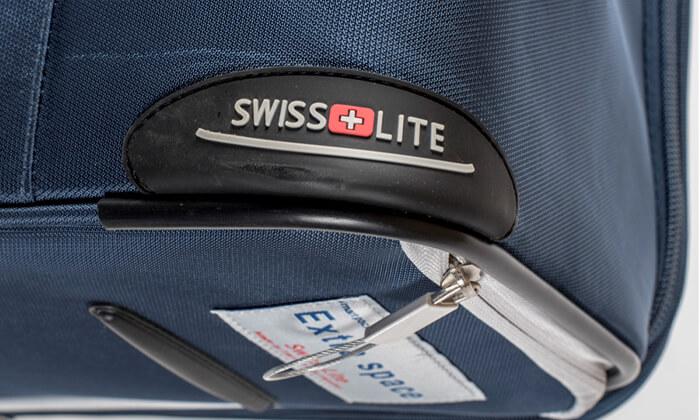 19 מזוודות SWISS