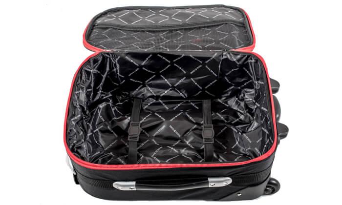 20 מזוודות SWISS