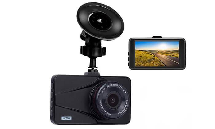 2 מצלמת דרך 4K לרכב
