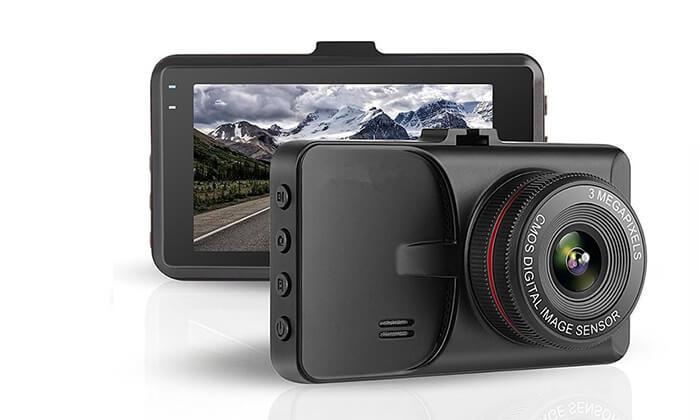 4 מצלמת דרך 4K לרכב