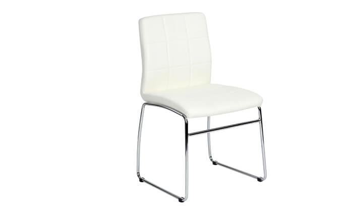 4 כיסא אוכל Homax דגם אדגר