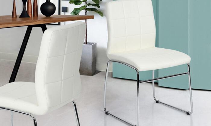 3 כיסא אוכל Homax דגם אדגר