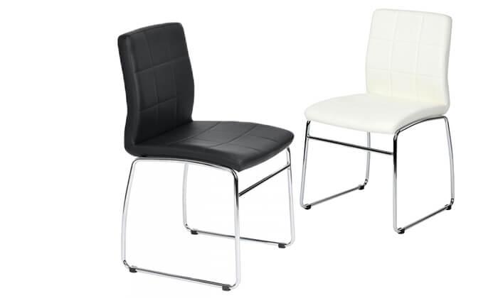 2 כיסא אוכל Homax דגם אדגר