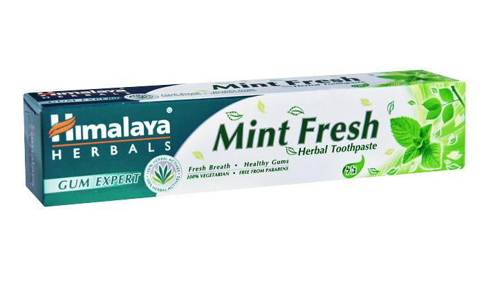 3 מארז 3/6 בקבוקי 1 ליטר לשטיפת פה ליסטרין Listerine ומשחת שיניים הימלאיה מתנה
