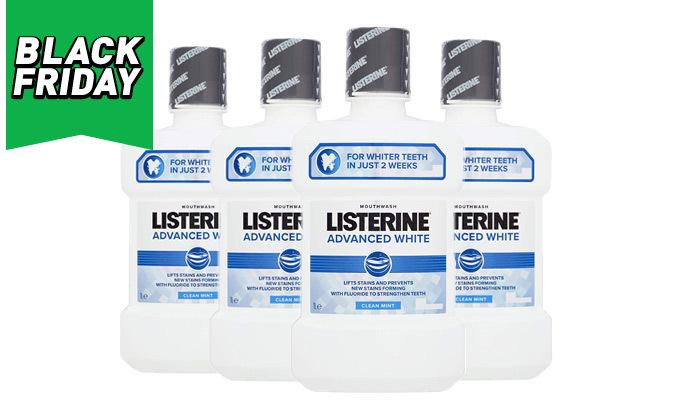 5 מארז 4 בקבוקי ליסטרין