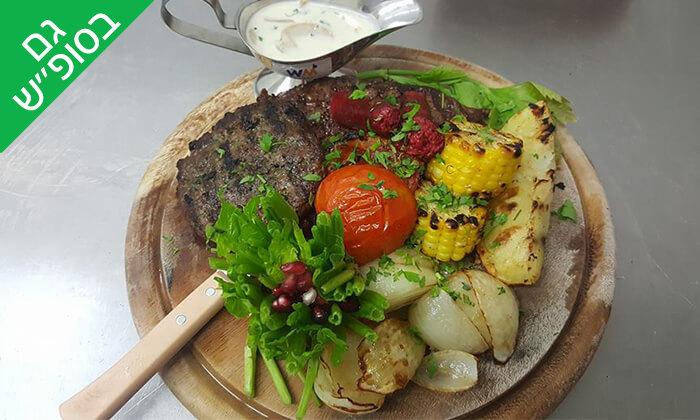 2 ארוחה זוגית במסעדת סנדיאן, בית ג'אן