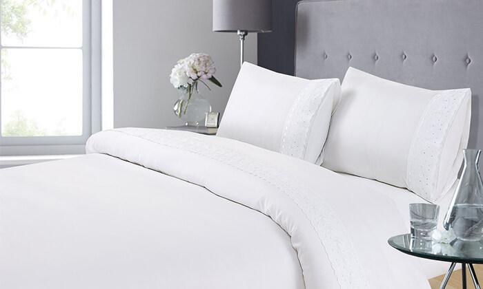 3 סט מצעים למיטה זוגית XENON - משלוח חינם!