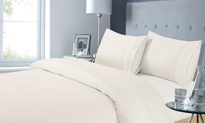 4 סט מצעים למיטה זוגית XENON - משלוח חינם!
