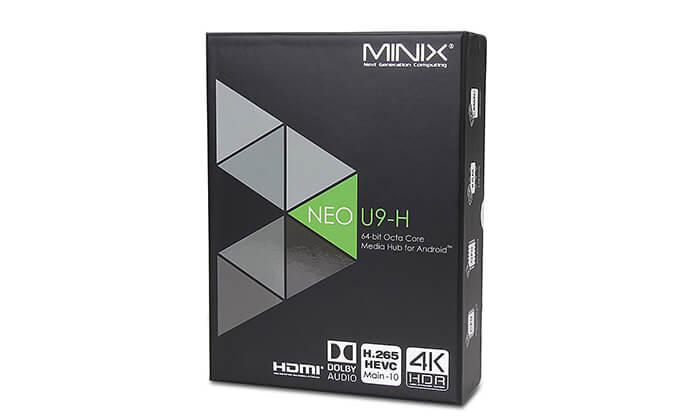 3 סטרימר Minix ברזולוציית4K - משלוח חינם!