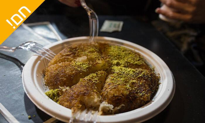 5 סיור טעימות לילי בשוק מחנה יהודה - 'יאללה באסטה'